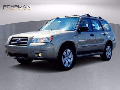 Subaru Forester 2008 a la venta en Indianapolis, IN
