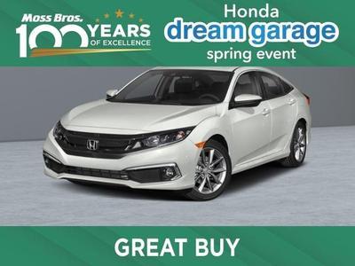Honda Civic 2021 a la venta en Moreno Valley, CA