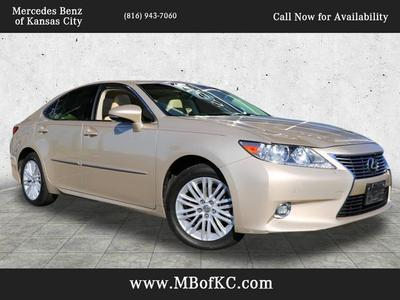 2014 Lexus ES 350 Base for sale VIN: JTHBK1GG0E2097688