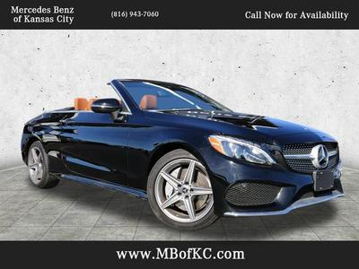 2018 Mercedes-Benz C-Class C 300 4MATIC for sale VIN: WDDWK4KB8JF677358