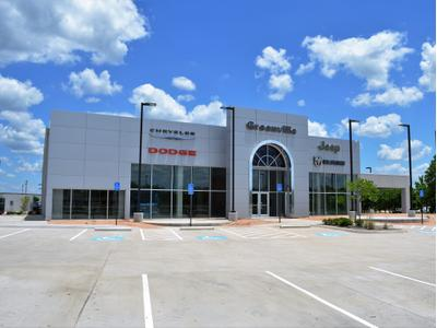 Greenville Chrysler Image 3