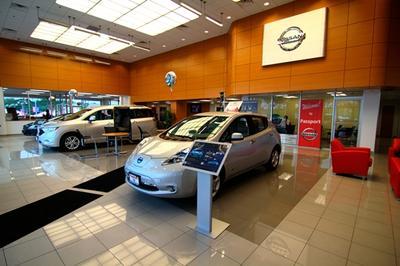 Passport Nissan Image 2