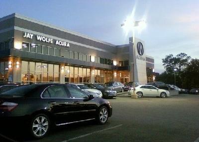 Jay Wolfe Acura >> Jay Wolfe Acura In Kansas City Including Address Phone Dealer