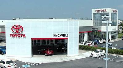 Toyota Knoxville Image 1