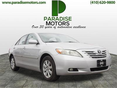 2009 Toyota Camry XLE for sale VIN: 4T1BK46K69U079923