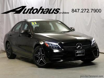 Mercedes-Benz C-Class 2021 for Sale in Northbrook, IL