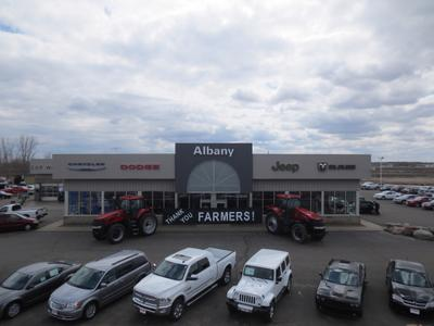 Albany Chrysler Dodge Jeep RAM Image 1
