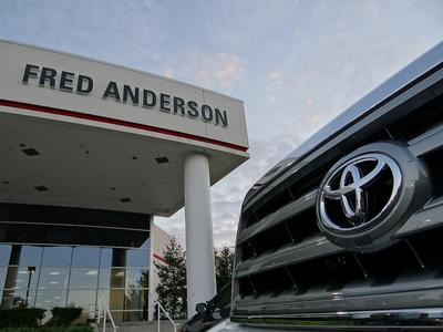 Fred Anderson Toyota Raleigh >> Fred Anderson Toyota In Raleigh Including Address Phone Dealer