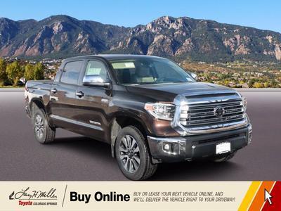 Toyota Tundra 2021 a la venta en Colorado Springs, CO
