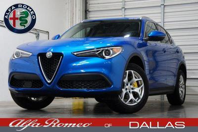 2019 Alfa Romeo Stelvio Base for sale VIN: ZASPAJAN6K7C41543