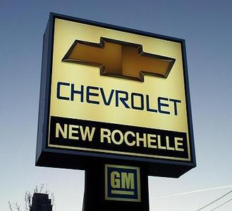 New Rochelle Chevrolet Image 1