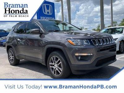 Jeep Compass 2018 for Sale in Lake Worth, FL