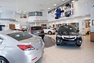Bobby Rahal Acura Image 1