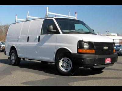 2015 Chevrolet Express 2500 Work Van for sale VIN: 1GCWGFCF6F1115357