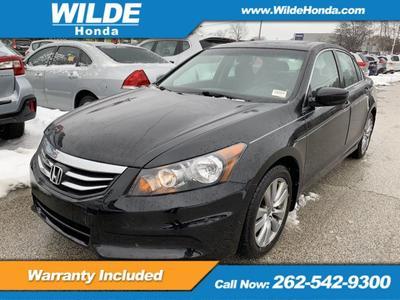2012 Honda Accord EX for sale VIN: 1HGCP2E7XCA035705