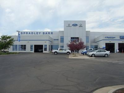 Spradley Barr Ford Lincoln Greeley Image 1