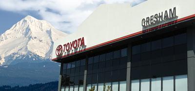 Gresham Toyota Image 1