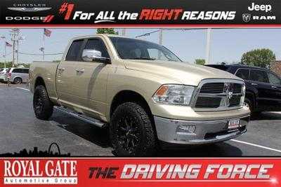 2011 Dodge Ram 1500  for sale VIN: 1D7RV1GT8BS569402