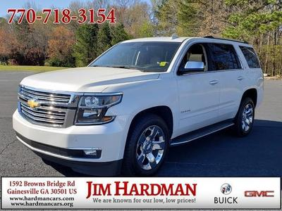 2016 Chevrolet Tahoe LTZ for sale VIN: 1GNSKCKC7GR277298