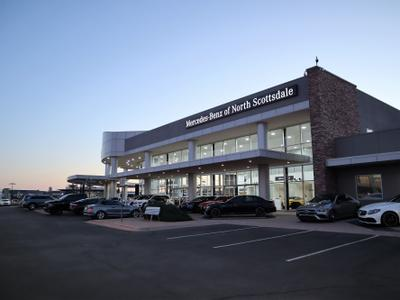 Mercedes-Benz of North Scottsdale Image 1