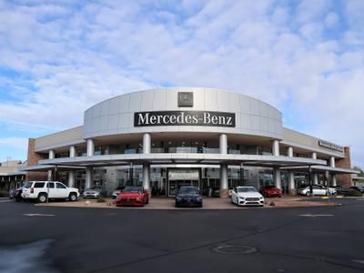 Mercedes-Benz of North Scottsdale Image 8