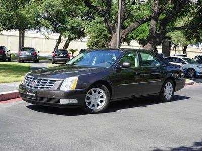 Cadillac DTS 2008 for Sale in San Antonio, TX
