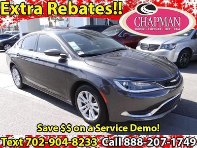 2016 Chrysler 200 Limited for sale VIN: 1C3CCCAB1GN128061
