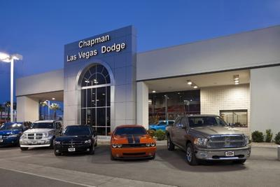 Chapman Dodge Chrysler Jeep RAM Image 1