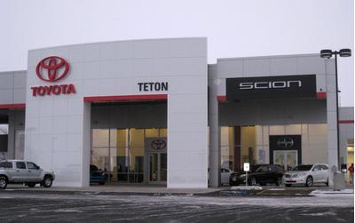Teton Toyota Image 6