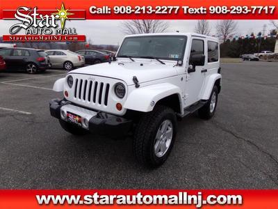 2012 Jeep Wrangler Sahara for sale VIN: 1C4AJWBG1CL229546