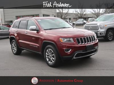 Jeep Grand Cherokee 2016 for Sale in Asheville, NC