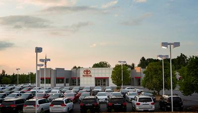 Fred Anderson Toyota of Asheville Image 1