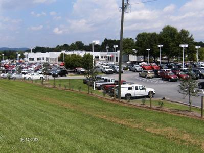 Fred Anderson Toyota of Asheville Image 4