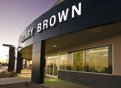 Henry Brown Buick GMC Image 1
