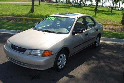 1998 Mazda Protege LX for sale VIN: JM1BC1417W0177730