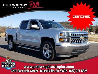 Chevrolet Silverado 1500 2014 for Sale in Russellville, AR