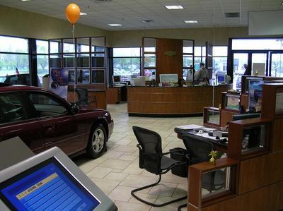 Green Chevrolet Image 4