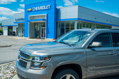Sawyers Chevrolet Image 1