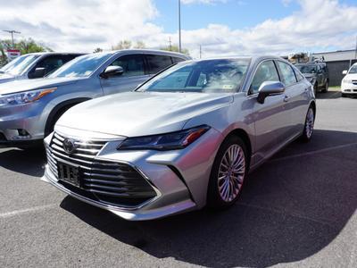 2019 Toyota Avalon Limited for sale VIN: 4T1BZ1FB8KU011445