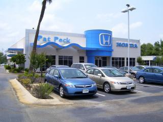Pat Peck Honda in Gulfport Image 2