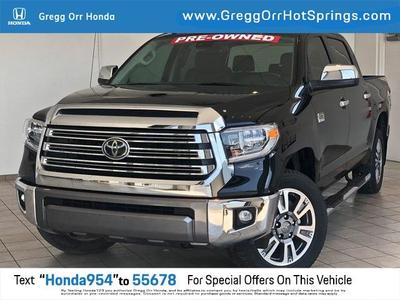 Toyota Tundra 2019 for Sale in Hot Springs National Park, AR
