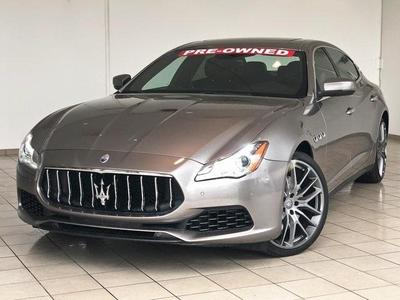 Maserati Quattroporte 2017 for Sale in Hot Springs National Park, AR