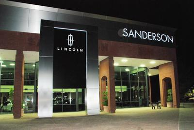 Sanderson Lincoln on Bell Road Image 3