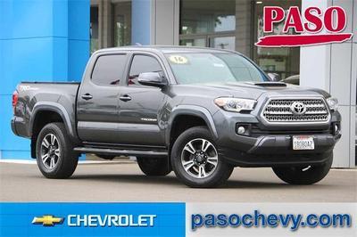 Toyota Tacoma 2016 for Sale in Paso Robles, CA