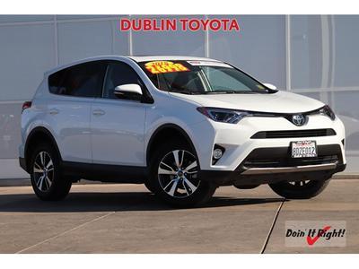 2018 Toyota RAV4  for sale VIN: 2T3RFREV0JW796230