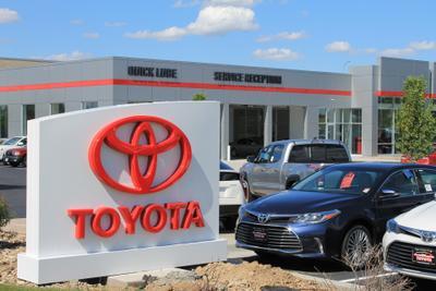 Toyota Cedar Rapids >> Cedar Rapids Toyota In Hiawatha Including Address Phone