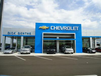 Dick Genthe Chevrolet In Southgate Including Address Phone