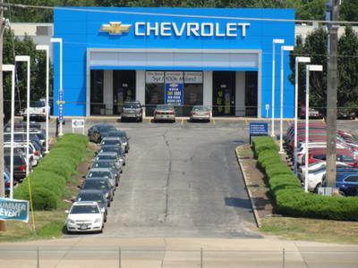 Lou Fusz Chevrolet Image 1