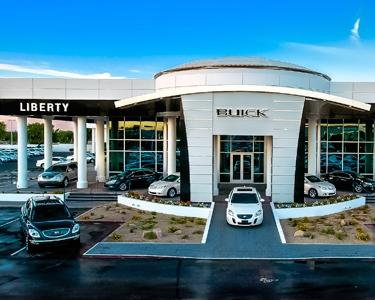 Liberty Buick Image 1