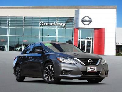 2017 Nissan Altima 2.5 SV for sale VIN: 1N4AL3AP4HC203837